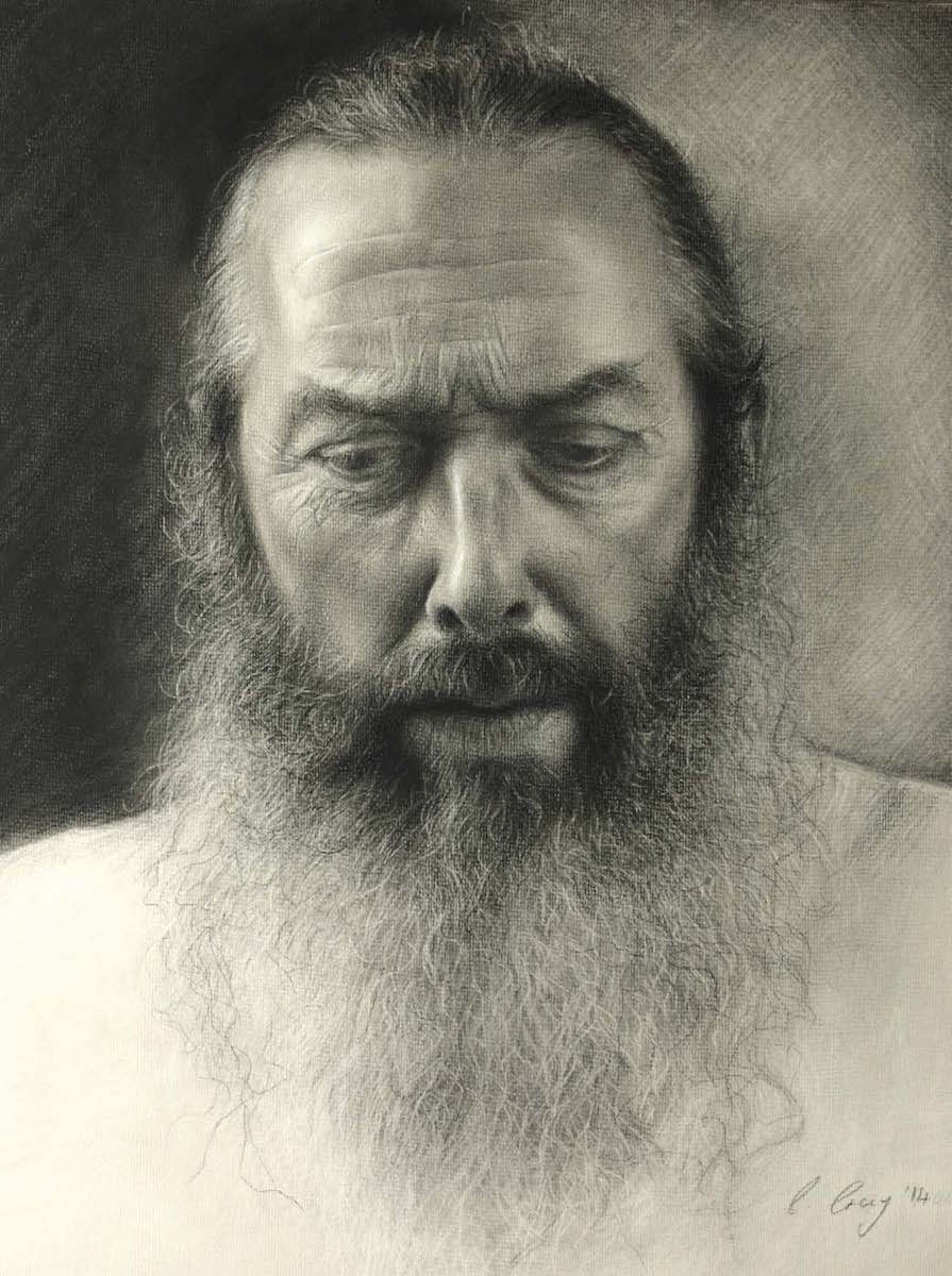 Texture in Portraiture   Portraits   Drawing   Drawing Portraits   Strokes of Genius 8   Artists Network