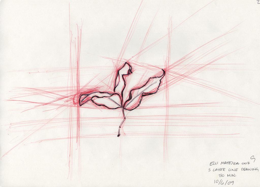 Elli Matejka - Ballpoint Pen - Inktober - Artist's Network