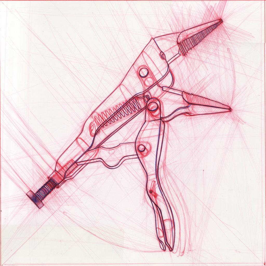 Jessa Strayer - Ballpoint Pen - Inktober - Artist's Network