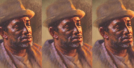 How to Create Masterful Pastel Portraits in 11 Steps | Gwenneth Barth-White, Pastel Journal