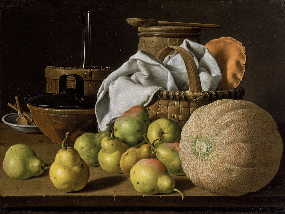 Still Life Painting | Still Life Artists | Luis Melendez | Artist Daily