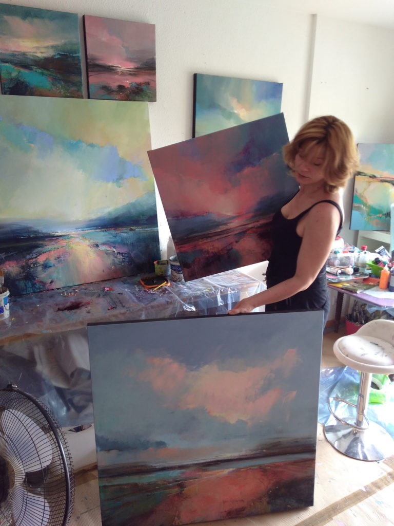 How to make a living as an artist magdalena morey studio