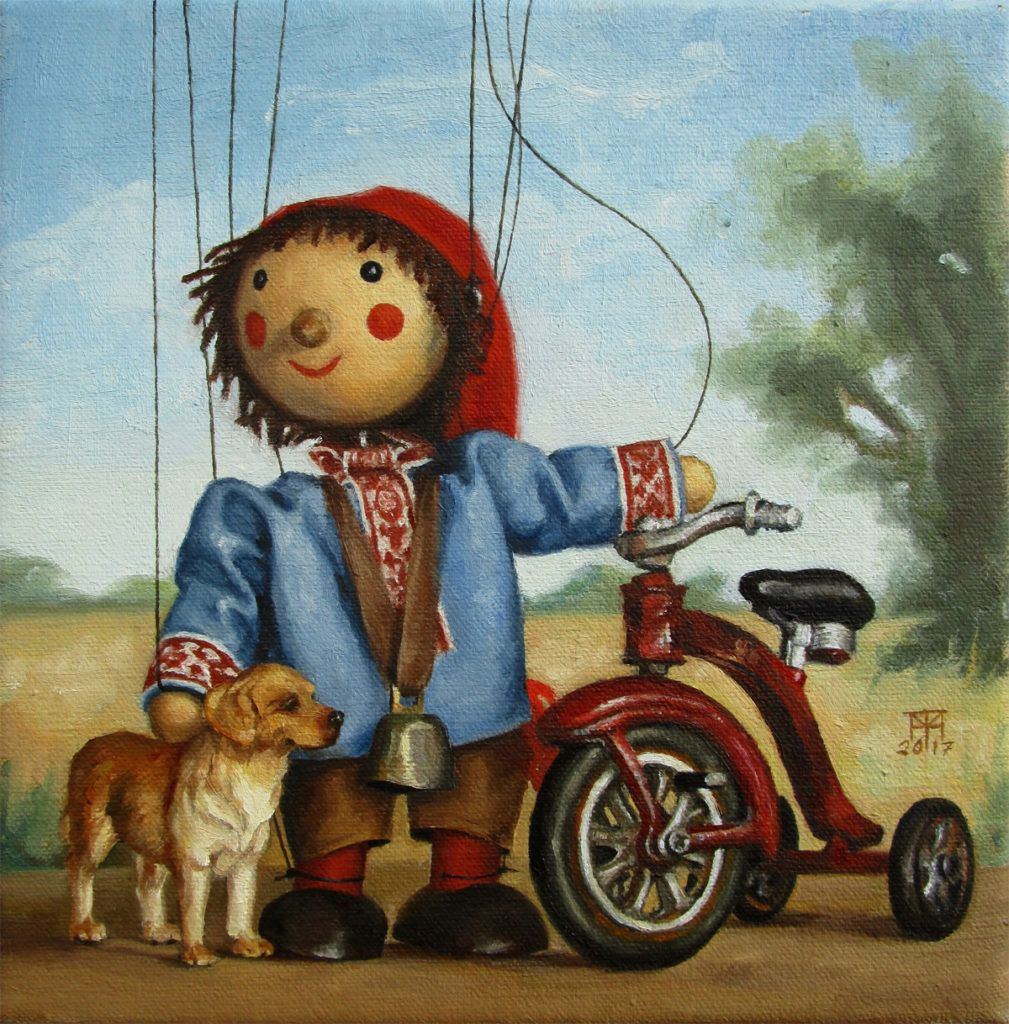 Toy Story | Tanya Harsch | Artists Network