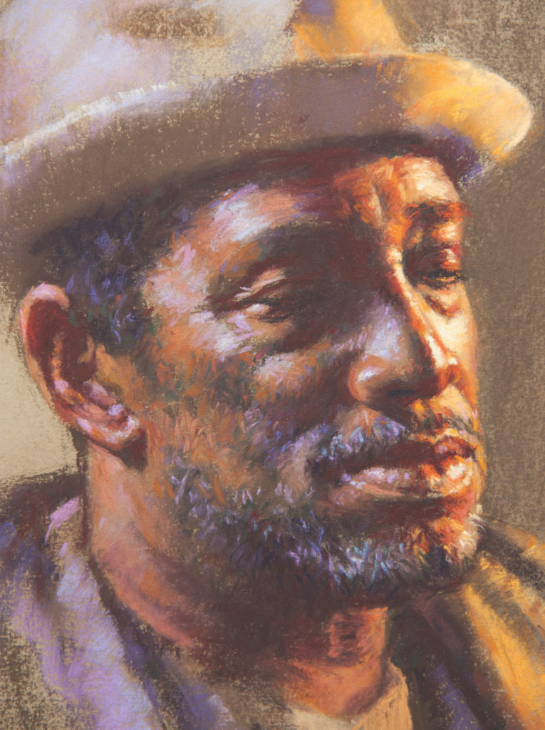 Step 11: Creating Pastel Portraits with Gwenneth Barth-White   Pastel Journal