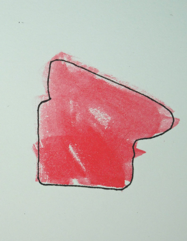 Shape Created from Combining a Square and a Triangle   Learn how to turn simple shapes into paintings   Watercolor Artist