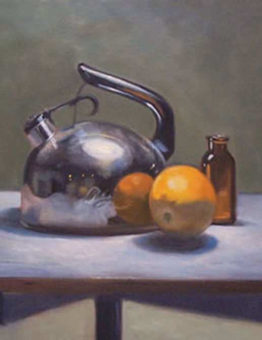 Powerful Still Lifes - New RCLP Cover