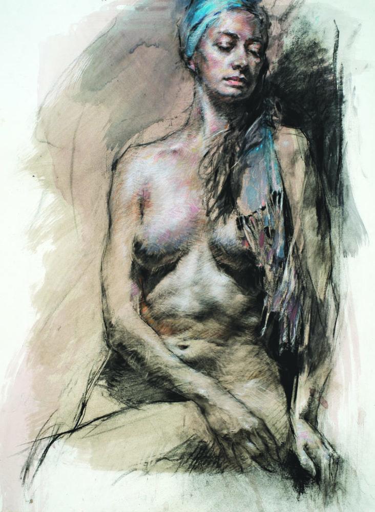 strokes of genius R6125-O_Neill_WomaninTurqu copy