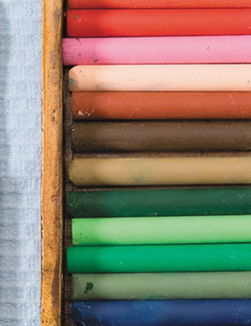 Oil Pastel Techniques - New RCLP cover