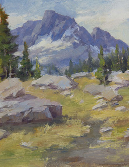 how to paint landscapes - Free Sketches To Paint