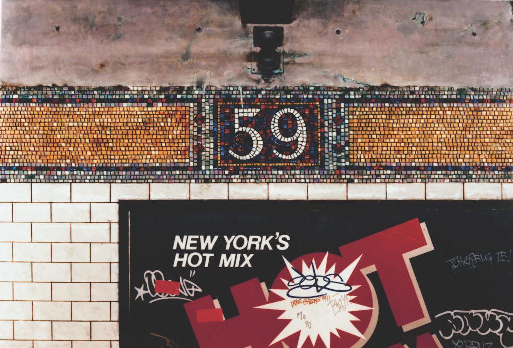 Daniel E Greene | Studios and Subways | Subway Art | Artists Network