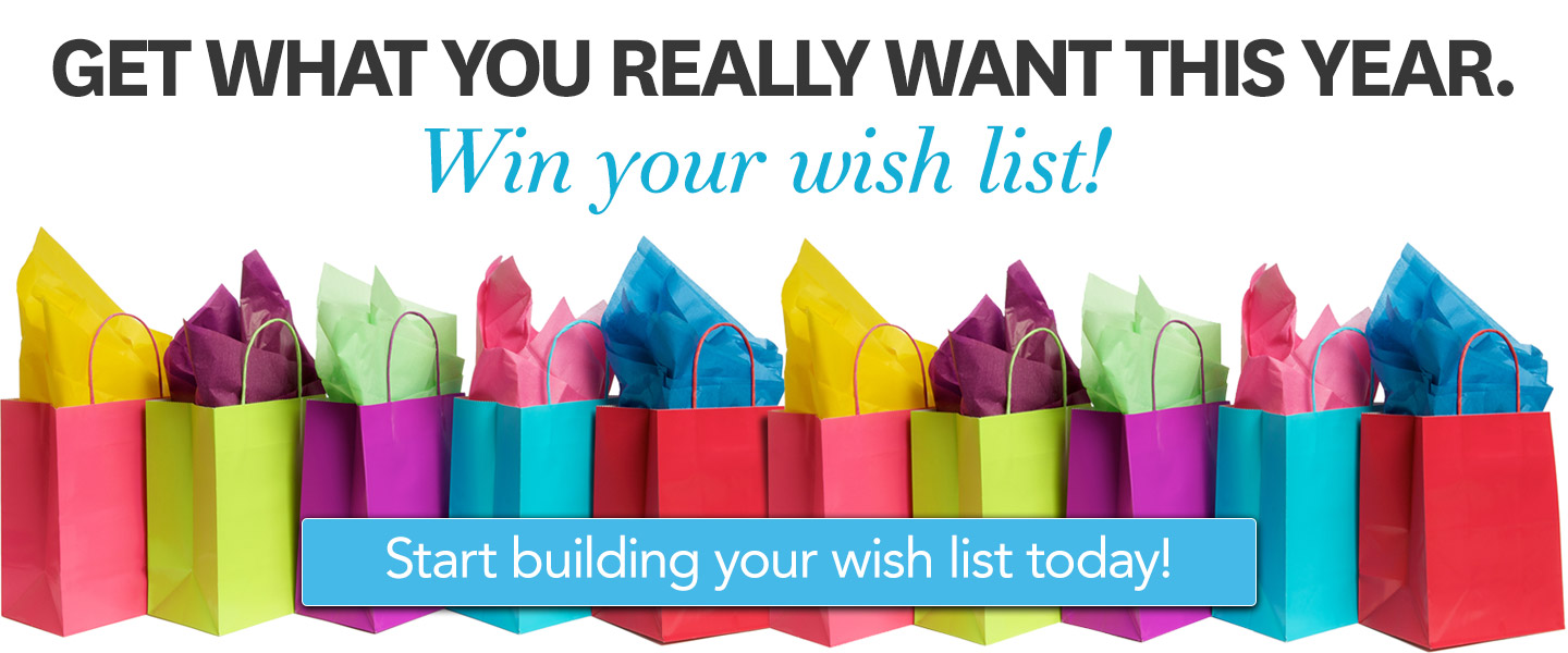 Win Your Artists Network Wish List