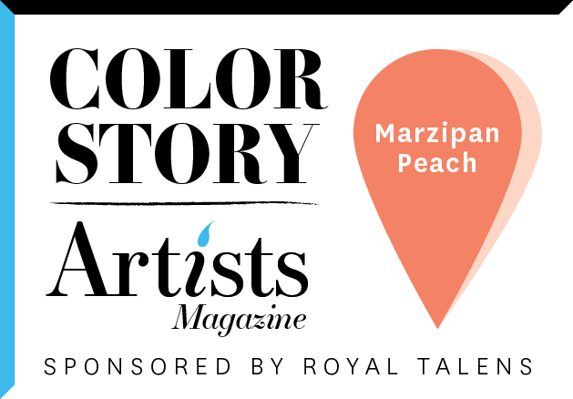 Color Story Icon--Marzipan Peach