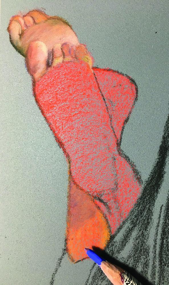 Pastel Portrait Demo | Sharon Pomales | Artists Network