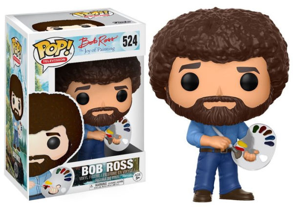 Bob Ross gifts