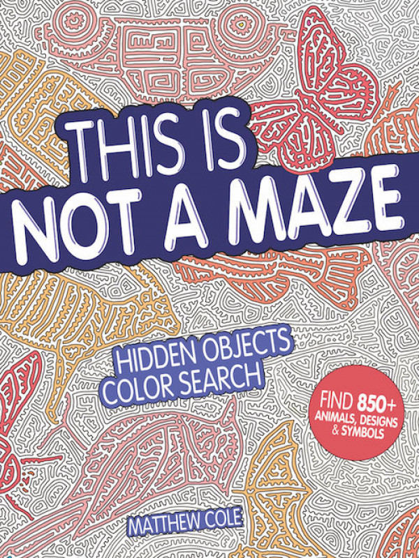 This Is Not a Maze by Matthew Cole, Artists Network Shop