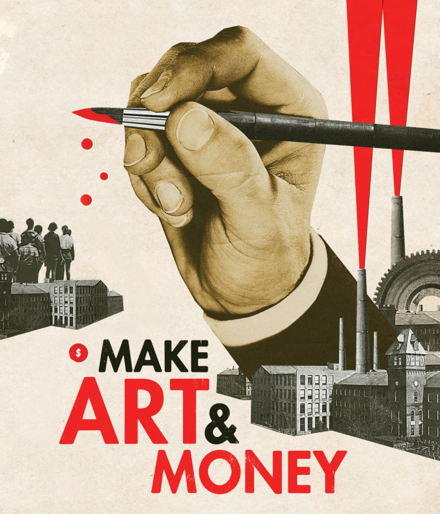 Art business | Making an art career| Make art and money