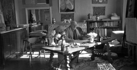 Matisse in the Studio