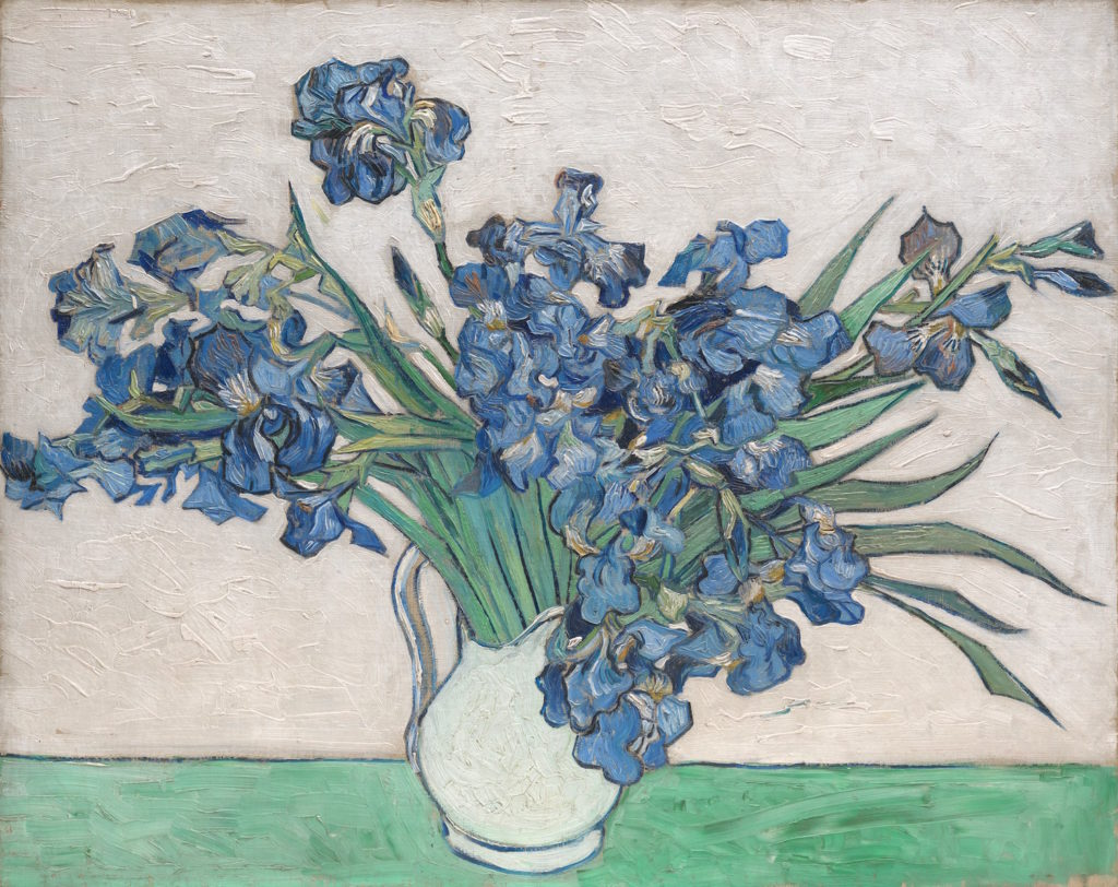 | Vincent van Gogh | Flower Paintings | Artists Magazine | Artists Network