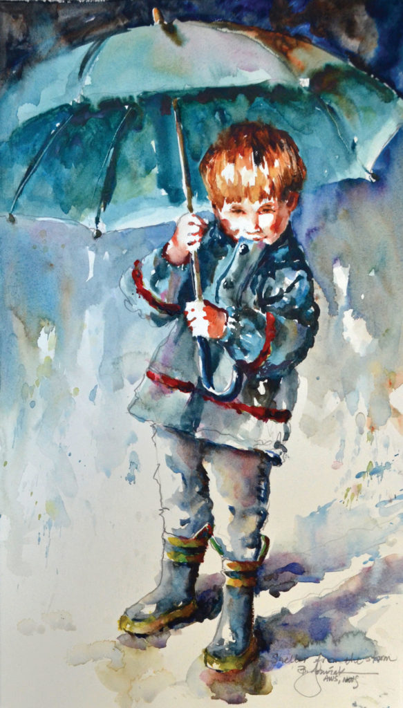7 Tried-and-True Tips for Painting Loose in Watercolor from artist Bev Jozwiak | Artists Network
