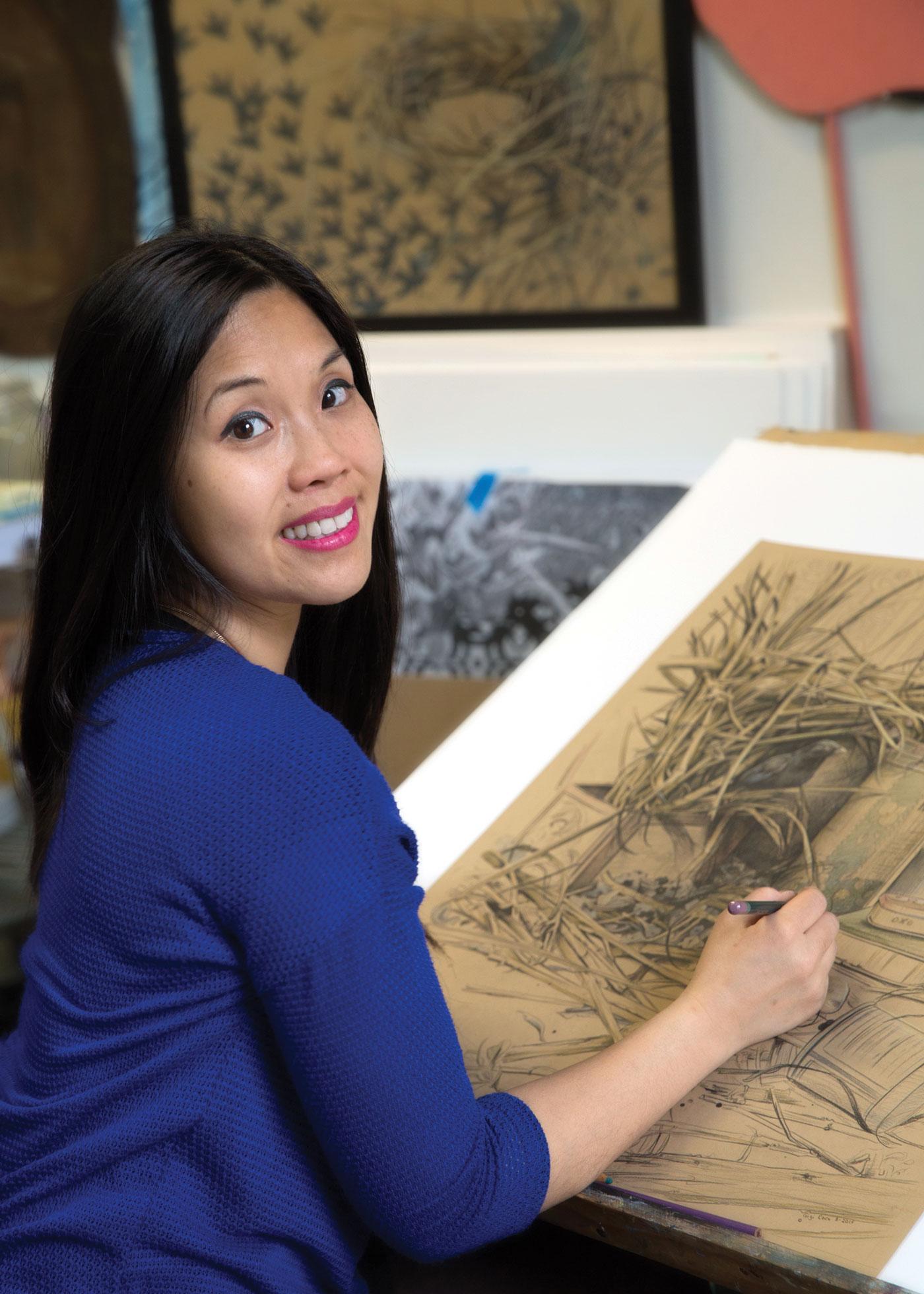 Gigi Chen -- Visionaries