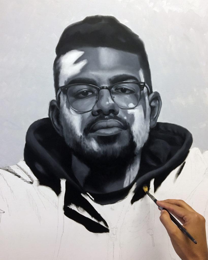 Artists Network | Discrimination in America | Kohshin Finley