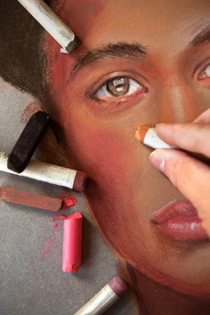 Pastel Art | Working with Pastels | Pastel Sticks | Getty Images | Artists Network