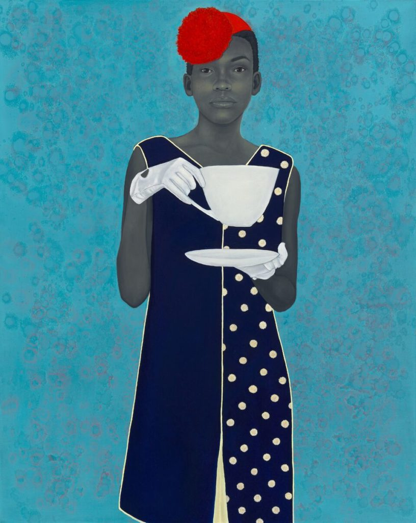 Art by Amy Sherald | Smithsonian National Portrait Gallery | Artists Network