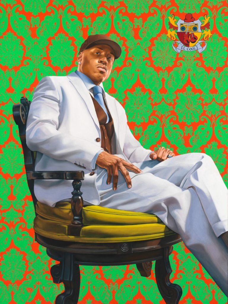 Art by Kehinde Wiley | Smithsonian National Portrait Gallery | Artists Network