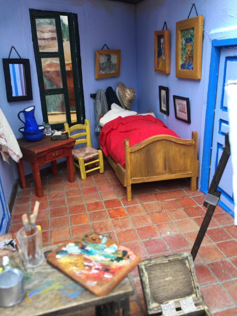 Sarah Wimperis | Loving Vincent | Artists on Loving Vincent | Vincent van Gogh | Artists Network