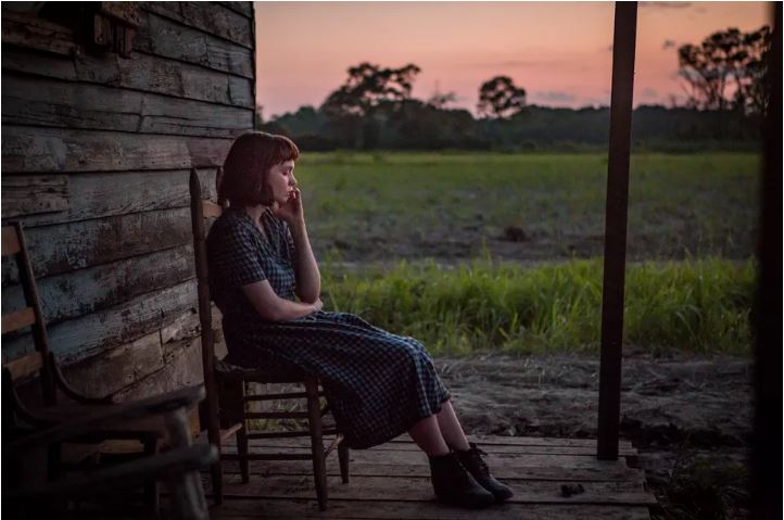 Rachel Morrison is the creative mind behind the saturated yet natural light and color palette of MudBound. (Steve Dietl/Netflix)