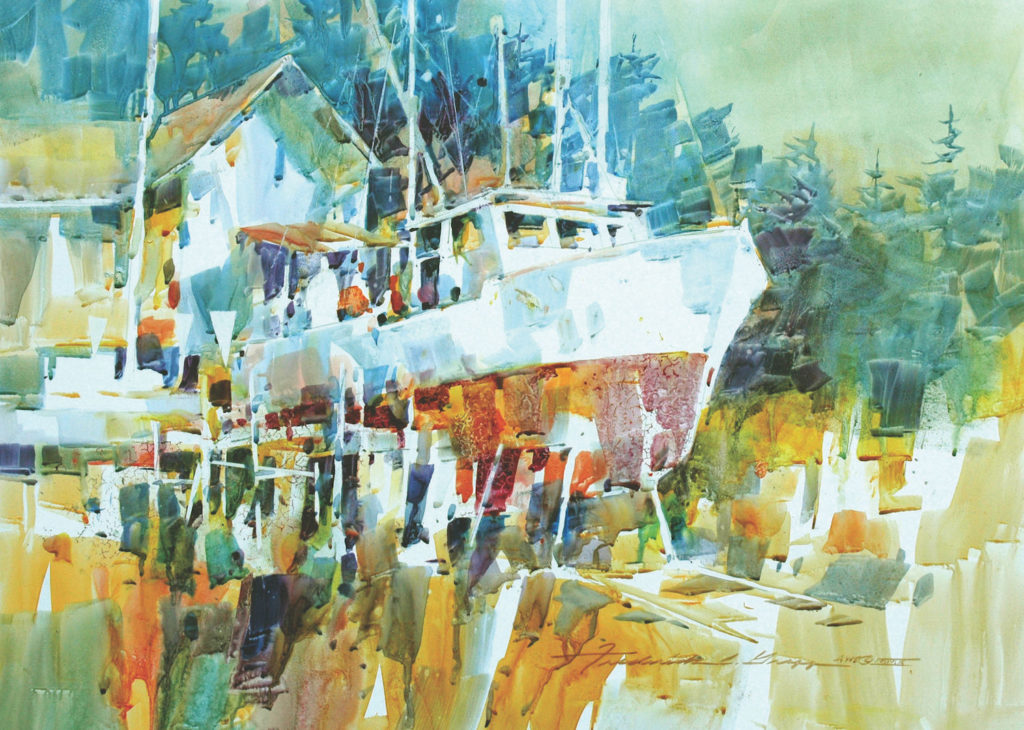 25 watercolor paintings from 25 top artists artists network