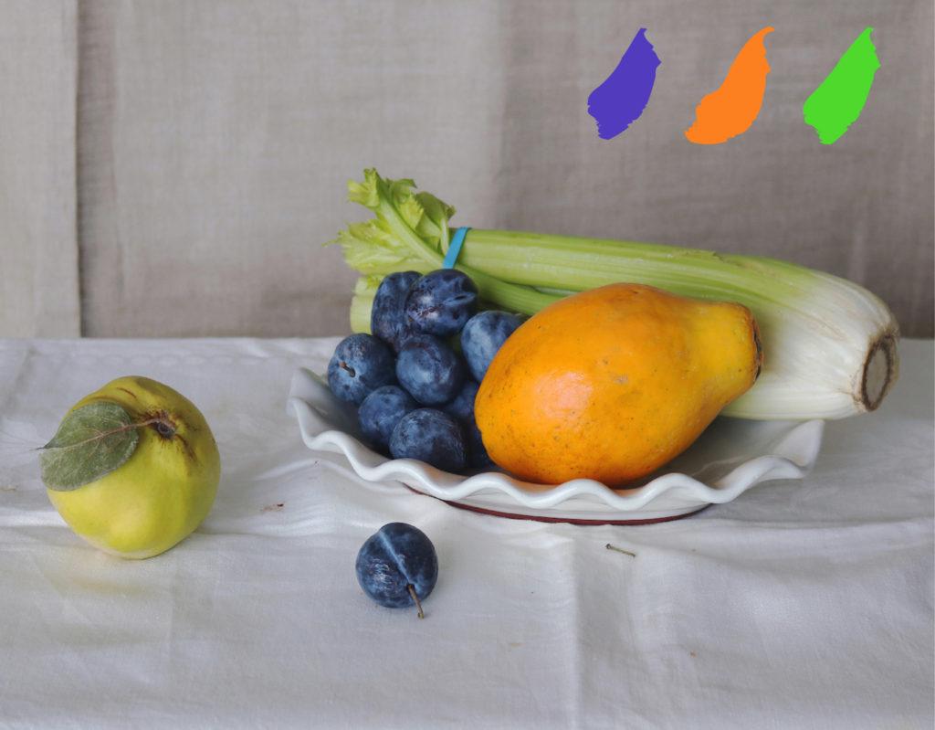 Triad Color Scheme for Still Life Composition | Artists Magazine