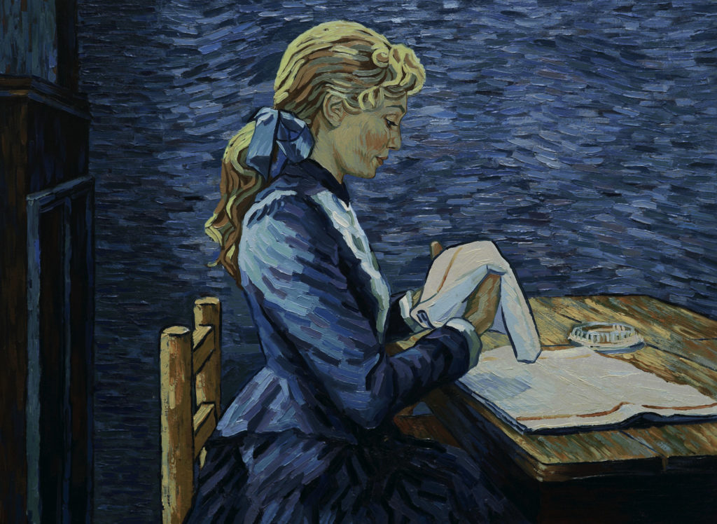 Loving Vincent | Artwork on Movie