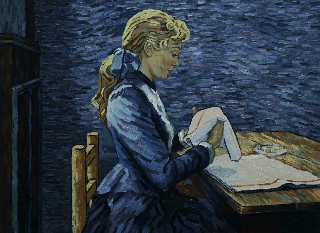 Loving Vincent | Artwork on Movie