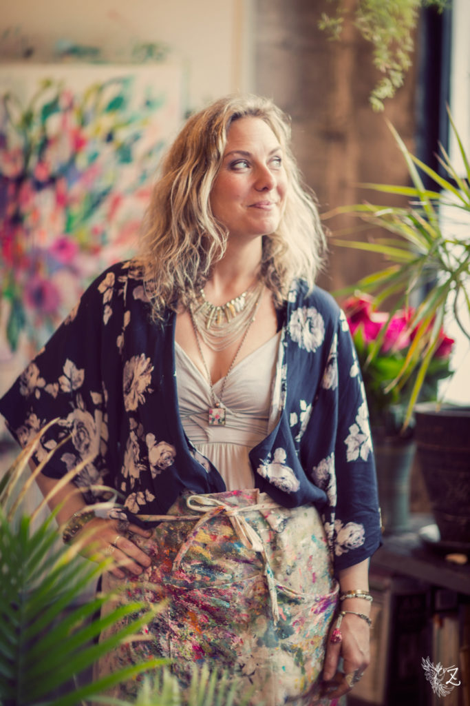 Carrie Schmitt | How Creative Acts Leads to Better Art and Living | Artists Network