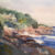 Eastern Point by Stephen Harby | York Harbor, Maine; article by Artists Magazine