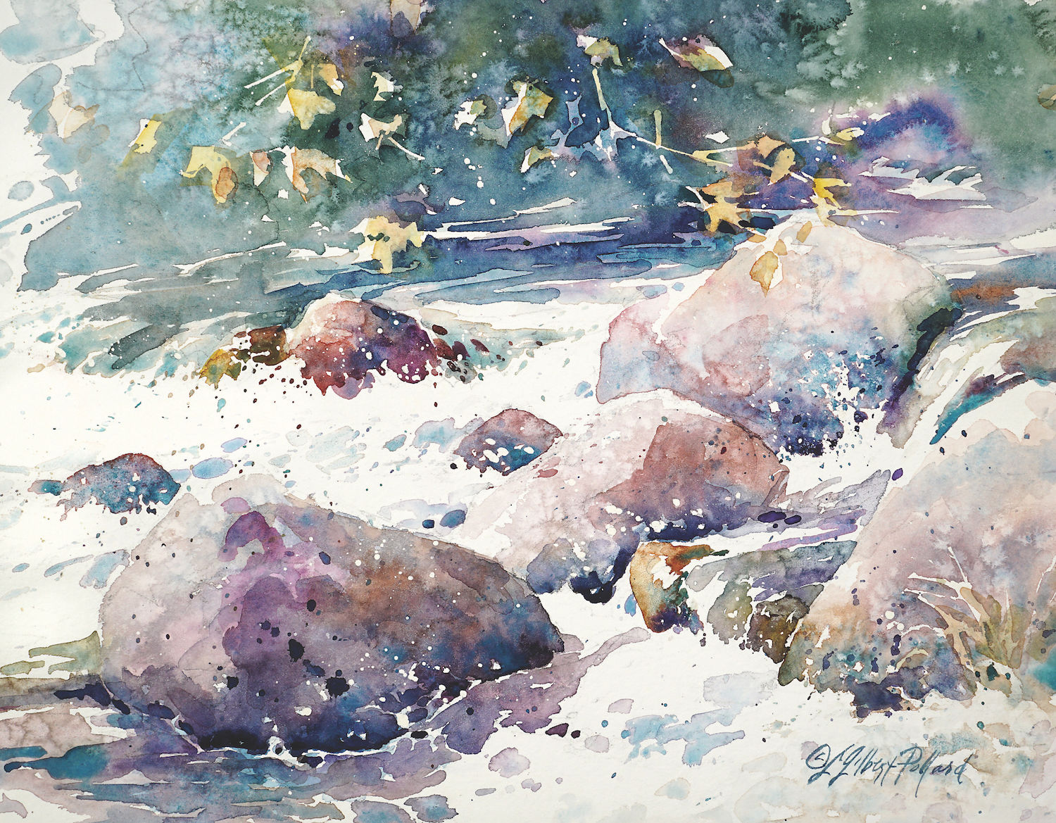 watercolor archives artists network