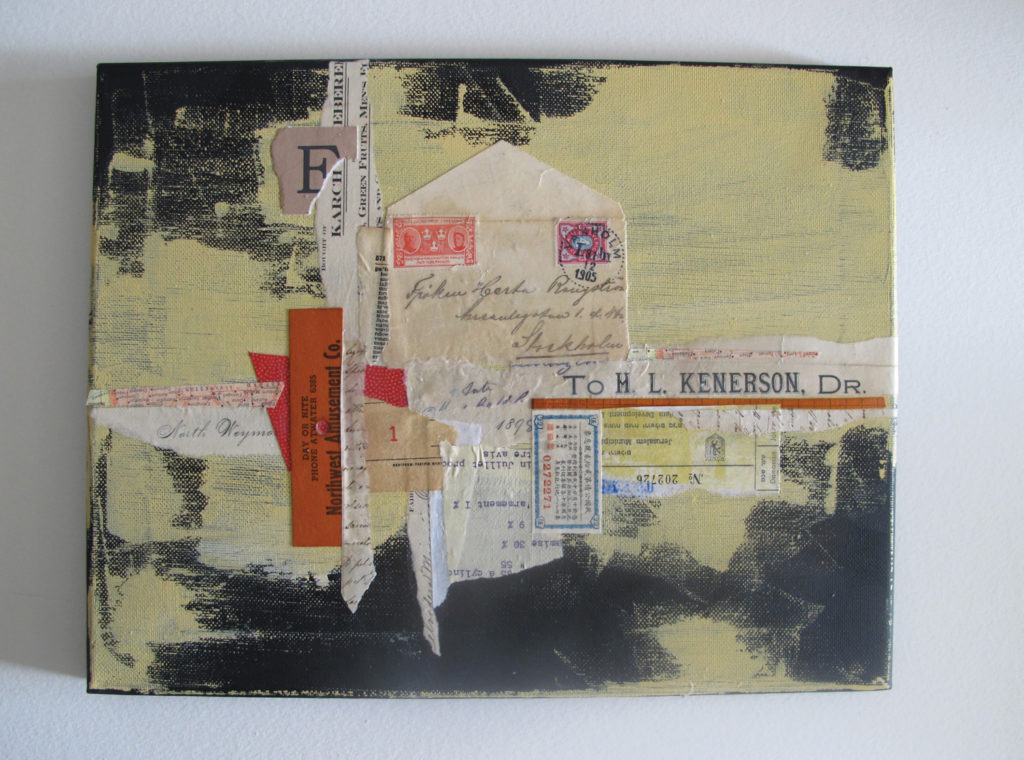 How to Create a Collage Landscape with Chris Cozen, Figure 4 | Artists Network