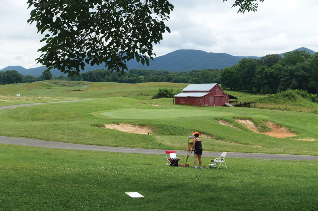The Shenandoah Art Destination (Virginia) | Why Artist Retreats Are Important | Artists Network