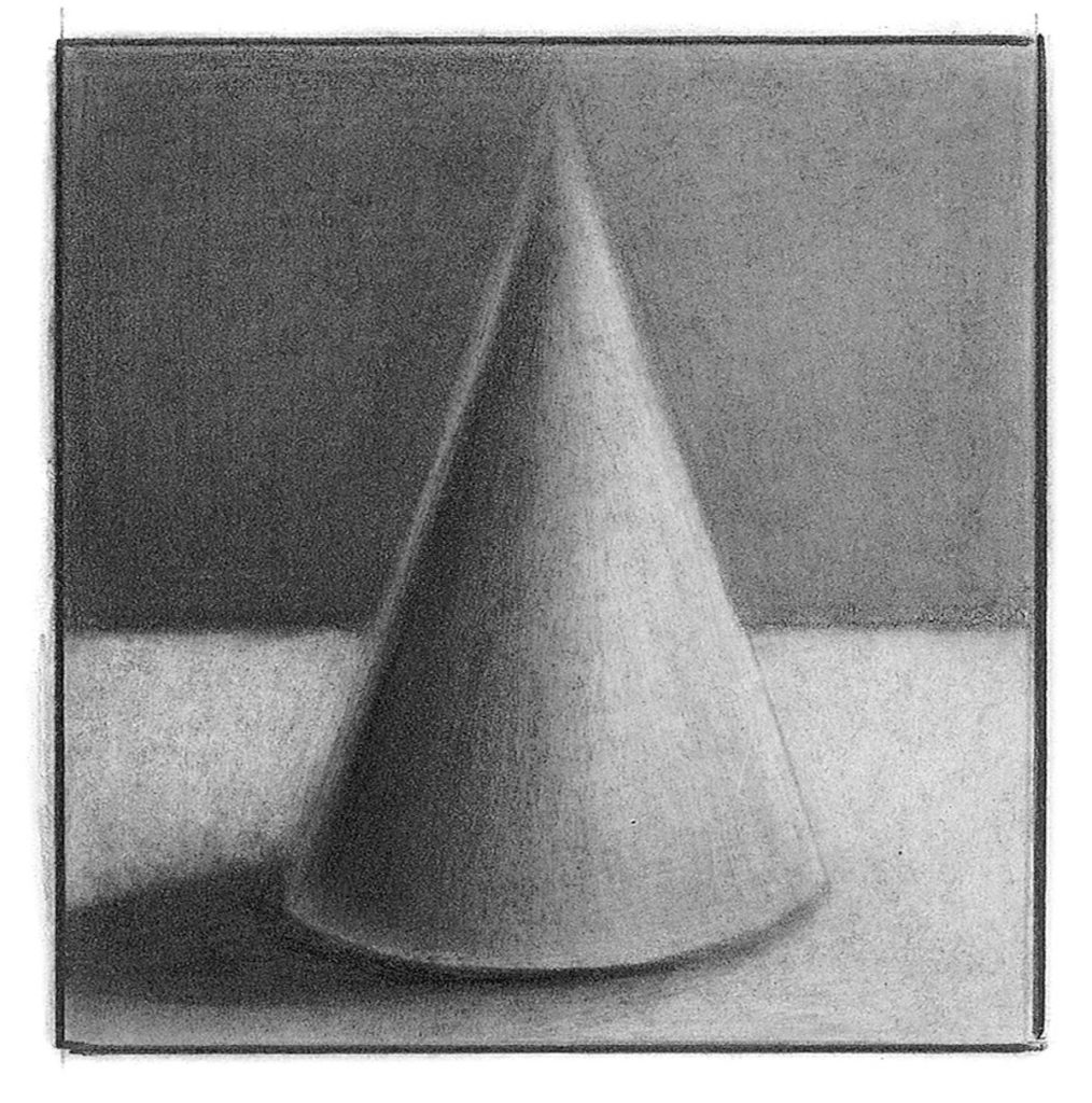 Cone drawing graphite pencil drawing basics with lee hammond artists network