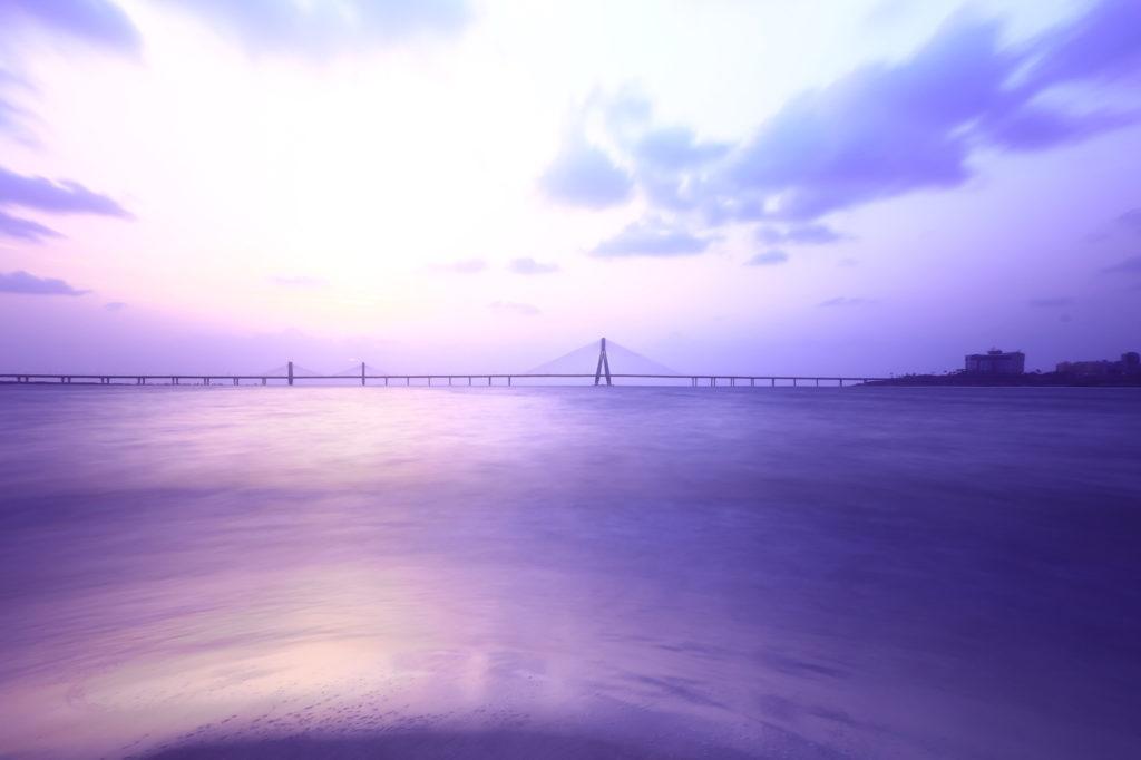 Ultraviolet color story: Courtesy of Nitish Kadam