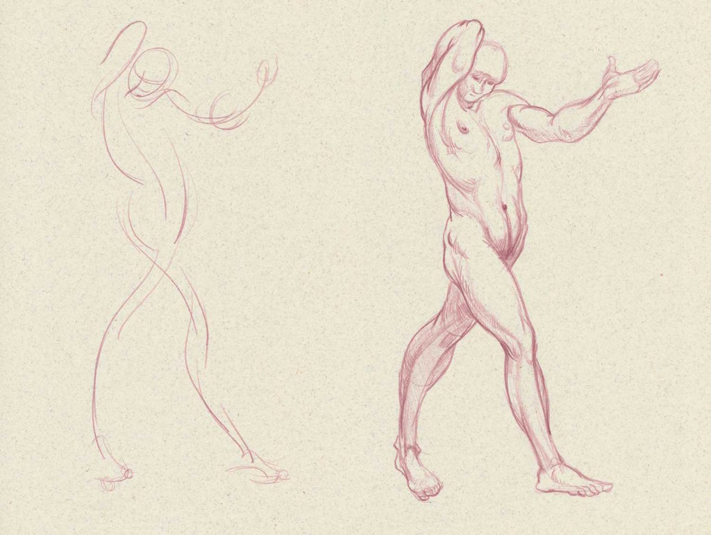 Gesture drawing drawing anatomy for beginners top 5 dos and donts by
