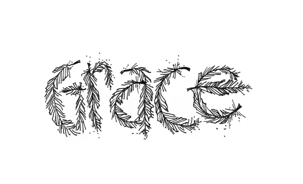Floating Feathers |10 Hand Lettering Techniques with an Artful Spin by Joanne Sharpe | Artists Network