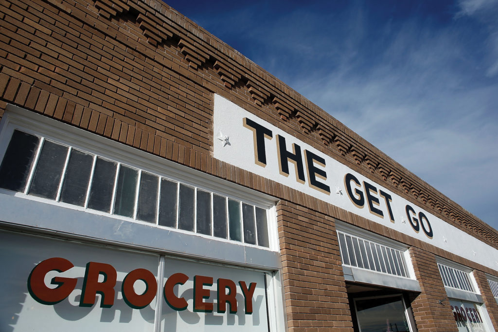 The Get Go grocery story. Scott Halleran, Getty Images