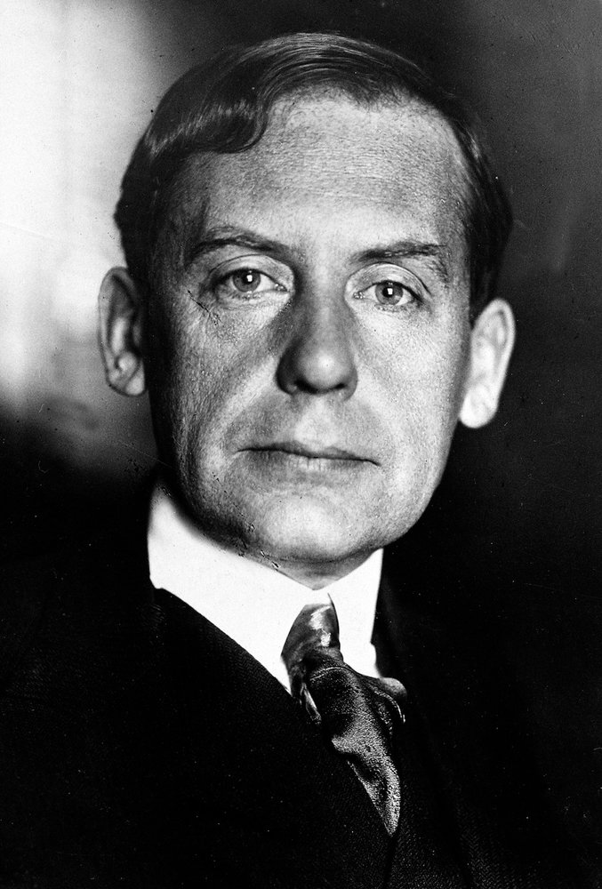Walter Gropius, founder of the Bauhaus, ca 1930. New York Times Co./Getty Images