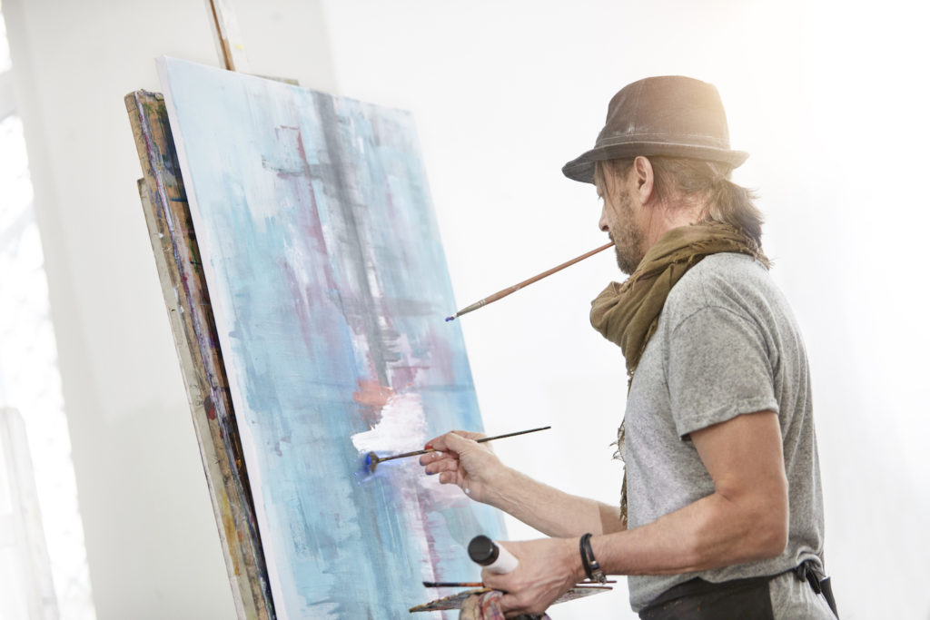 Photo by Getty Images | Pentimento: The Process of Painting Over or Altering Your Work | Artists Network