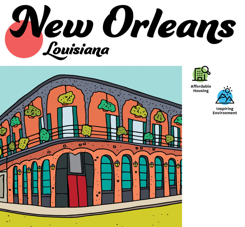 Art Cities: New Orleans