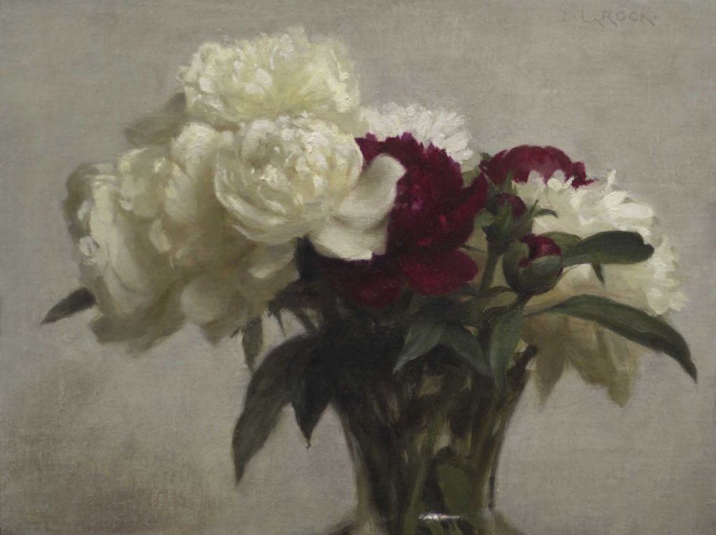 Peonies by Joshua LaRock | Artist HQ | Artists Network