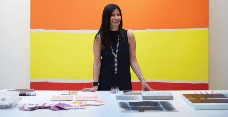 Suzanne Siano, Director of Modern Art Conservation