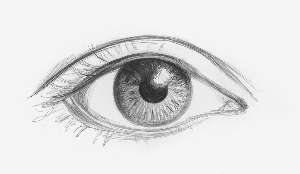 Drawing Eyes Demo, Step 2 | Lee Hammond | How to Draw Facial Features for Beginners | Artists Network